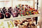 Colorful Candy Apples by love-in-focus-Photo