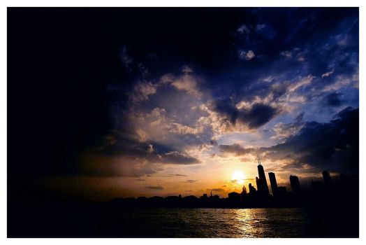 The Windy City by aquapell