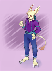 COMM: Rigel by aacrell