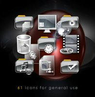 Iconorama 7 Seven - Icons by adni18