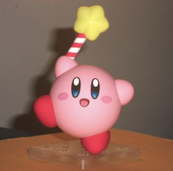 Nendoroid Kirby! by AleximusPrime