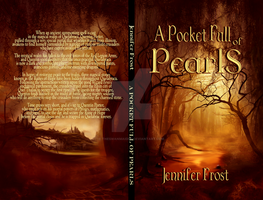 A Pocket Full of Pearls _ Book Cover by TheSwanMaideN
