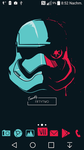 Star Wars - Android Homescreen by darkopoppin