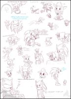 Chip sketches by zavraan