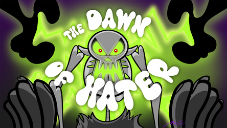 WOY - The Dawn Of Hater by andrewk