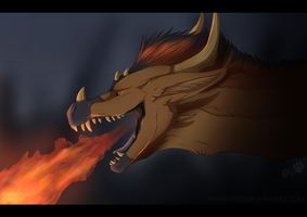 And They Will Burn by starmixed