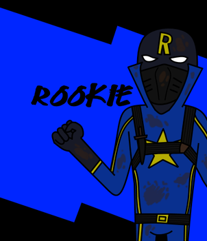 Rookie Redesign by Arkhamanger