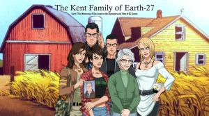 Earth-27's Kent Family Portrait (so far) by Roysovitch