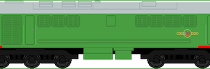 BoCo The Diesel Engine V2 by Princess-Muffins