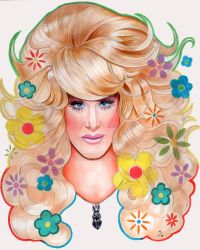 Lady Bunny by MJasonReed
