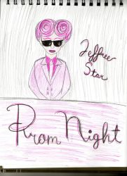 Jeffree Star: Prom Night by thed3vilssmile