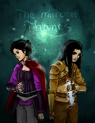 The Mirrored Thanes by MagiTheLion
