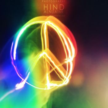 Colorful Peace by light-from-Emirates