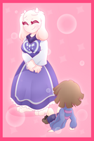 Welcome My Child by HungrySohma16