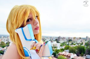 Panty Anarchy Cosplay - Panty And Stocking by MelodyxNya