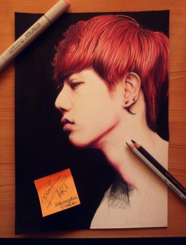 MARK OF GOT7 by SpirittART