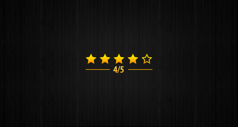 Free PSD: Rating Stars by BlakeCeeno
