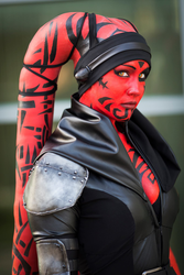 Calm before the Storm - Darth Talon cosplay by Soylent-cosplay