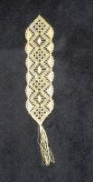 lace bookmark 6 by averil-hylton