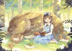 0111 Forest by loli-drop