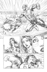 Green Lanterns #15 Page 10 by mikemaluk
