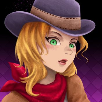 Cowgirl by gin-1994