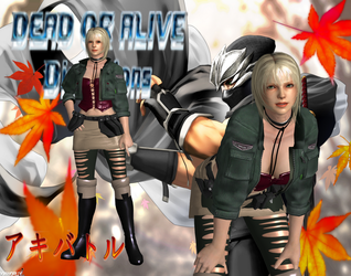 DOA5LR Irene lew Dimensions by SSPD077 by SSPD077