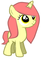 DOLL: Filly Pencil Swirl by Minions-and-Ponies