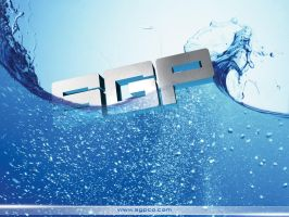 SGP Up Water by isfahangraphic