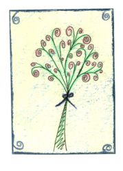 ACEO 'Bouquet 1' by wiyaneth