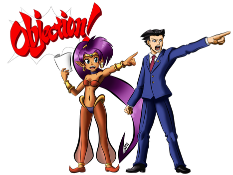 OBJECTION! by TheGasMaster4381