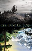 Flipped 'Last Unicorn' cover by RayDillon
