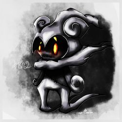 Pokemon of the Week - Marshadow by Noyle