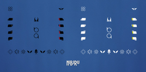Nibiru for Rainmeter by dv-ent