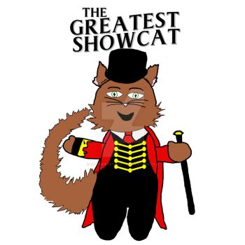 The Greatest Showcat by optimusartistry