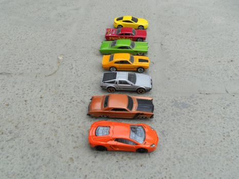 the ultimate hot-wheels drag-race 1440 by El-Macaquito