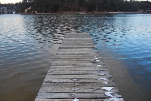 Dock by the Bay Stock by RX-stock