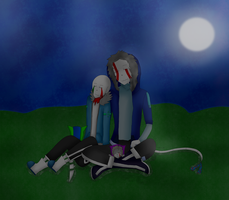 Together (Contest Entry) by Lilienwald