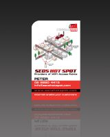 Business card 14 by Click-Art