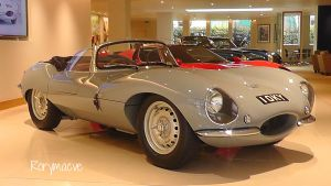 1957 Jaguar XKSS by The-Transport-Guild