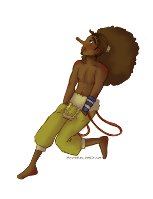 Another Usopp by KK-sis