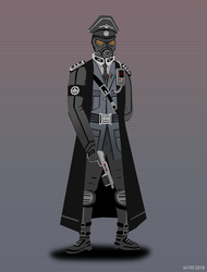 DSS Officer by Imperial-Ascendance
