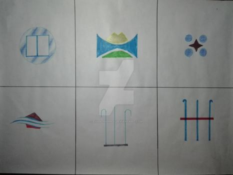 The Barrier Logos Second Try by Evan-Harrey