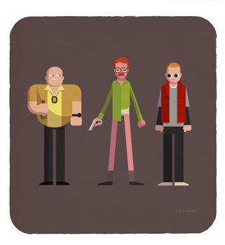 Minimal Breaking Bad by Aisidedpipol