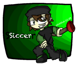 Siccer by TheRealStickBlue