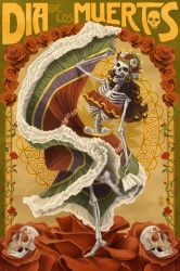 Day of the Dead by AlixBranwyn