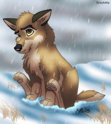 Puppy balto by greykitty by Balto-Fans