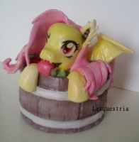 FOR SALE Handmade Flutterbat Sculpture by LtiaChan