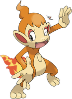 Chimchar v.2