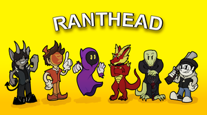 FanArt Finanza: RantHeads by TheHackingRotom